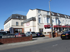 The Beechfield Hotel, Hornby Road, Blackpool